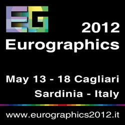 Eurographics 2012 logo